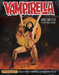 Vampirella Archives (Volume 9)