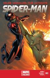 Miles Morales - Ultimate Spider-Man #03