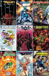Collection DC - The New 52 (02.07.2014, week 26)