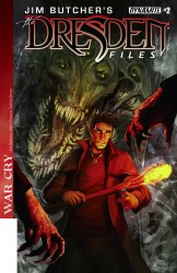 Jim Butcher's The Dresden Files - War Cry #02