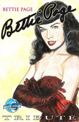 Tribute Bettie Page
