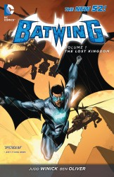Batwing (volume 1) The Lost Kingdom