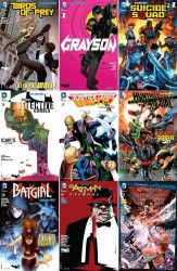 Collection DC - The New 52 (09.07.2014, week 27)