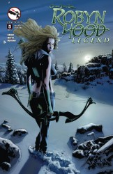 Grimm Fairy Tales presents Robyn Hood - Legend #05