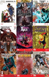 Collection Marvel (09.07.2014, week 27)