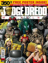 Judge Dredd The Megazine #350