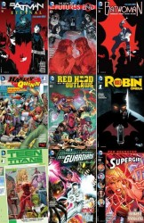 Collection DC - The New 52 (16.07.2014, week 28)