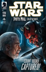 Star Wars – Darth Maul – Son of Dathomir #3