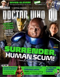 Doctor Who Magazine #475
