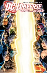 DC Universe - Last Will and Testament