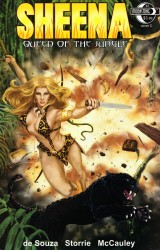 Sheena - Queen Of The Jungle #03