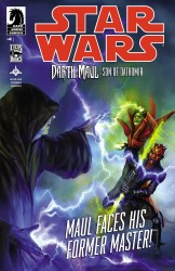 Star Wars – Darth Maul – Son of Dathomir #4