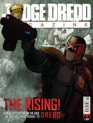 Judge Dredd The Megazine #351
