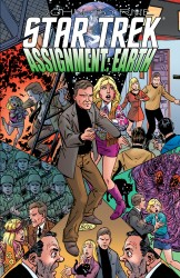Star Trek Assignment Earth (TPB)
