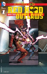 Red Hood and the Outlaws – Futures End #1