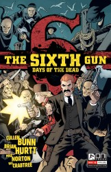 Sixth Gun - Days of the Dead #02