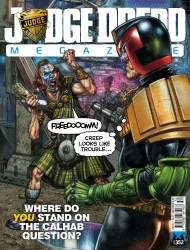 Judge Dredd The Megazine #352