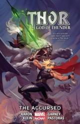 Thor - God of Thunder - The Accursed Vol.3