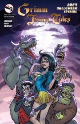 Grimm Fairy Tales 2014 Halloween Special
