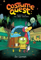 Costume Quest - Invasion of Candy Snatchers