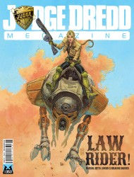 Judge Dredd The Megazine #353