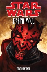 Star Wars - Darth Maul - Death Sentence