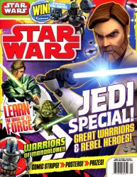 Star Wars Comics UK Magazine #03