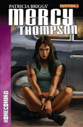 Mercy Thompson - Homecoming #4