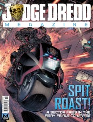 Judge Dredd The Megazine #354