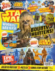 Star Wars Comics UK Magazine #12