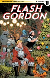 Flash Gordon Holiday Special 2014