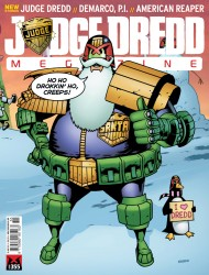 Judge Dredd The Megazine #355