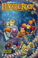 Jim Henson's Fraggle Rock - Journey to the Everspring #03