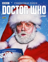 Doctor Who Magazine #481
