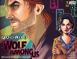 Fables - The Wolf Among Us #04
