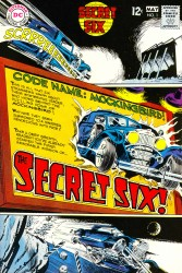 Secret Six (Volume 1) 1-7 series