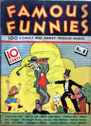 Famous Funnies (1-217 series)