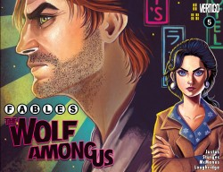 Fables - The Wolf Among Us #05