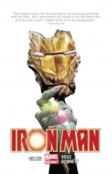 Iron Man Vol.5 - Rings of the Mandarin