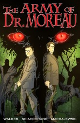 The Army of Dr. Moreau #01