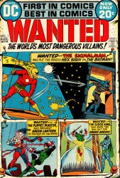 Wanted - The World's Most Dangerous Villains (1-9 series) Complete