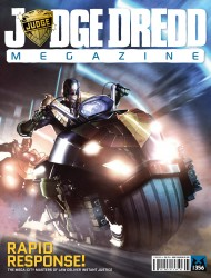 Judge Dredd The Megazine #356