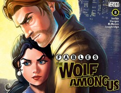 Fables - The Wolf Among Us #08