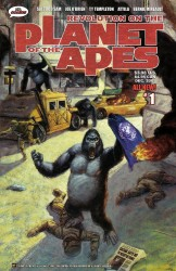 Revolution on the Planet of the Apes (1-6 series) Complete