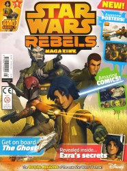 Star Wars Rebels Magazine UK #01