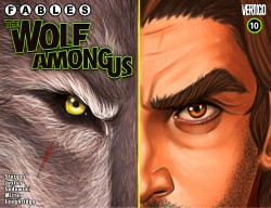 Fables - The Wolf Among Us #10