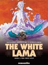 The White Lama Vol.1 - The First Step