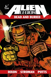 Alien Legion - Dead and Buried (TPB)