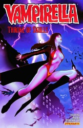 Vampirella Vol.3 - Throne of Skulls  (TPB)