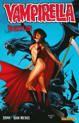 Vampirella Vol.4  - Inquisition (TPB)